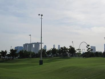 丸の内OL的ライフスタイル♪-Marina Bay Golf