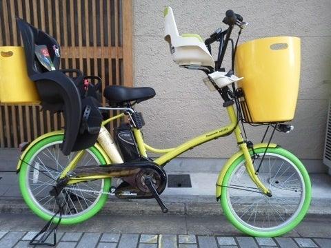 子供乗せ付電動アシスト自転車 ...