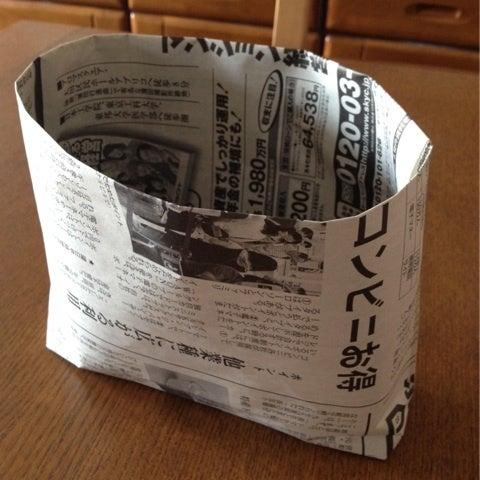 ハート 折り紙 新聞紙 箱 折り方 : matome.naver.jp