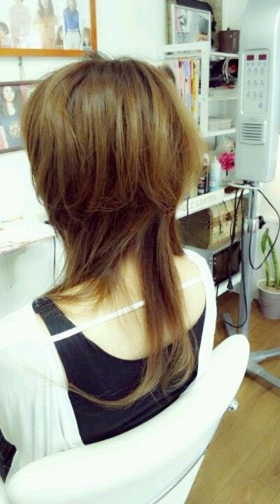 【最新】ウルフカットの髪型 ヘアスタイルカタログ 人気の女性用ショート・ミディアム\u2026