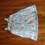 沖縄の手縫い女の子服