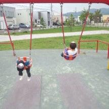 ☆公園で遊ぶ☆