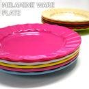 メラミン プレート / MELAMINE PLATE (メラミン 食器 カラフル お皿 小皿)