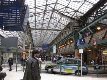エジンバラ駅2