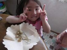 $のどかなブログ♪-シロツメクサの天ぷら