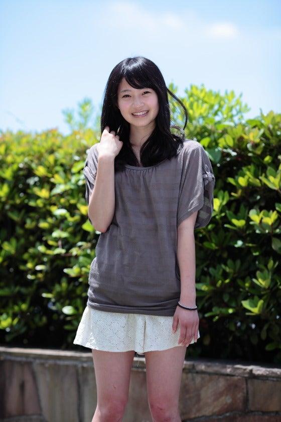 KHK1305のブログ岩田陽葵さん 2012/06/10 Fresh!屋外大撮影会コメント