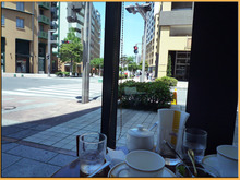 Kirin's Cafe  Style  /  カフェ・雑貨・グルメ & 街歩き-COLORADO 幕張 店内からの眺め2