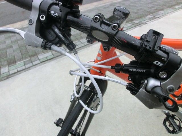 自転車の 自転車 ギヤ ワイヤー 交換 : ケーブルの長さもバッチリだ ...