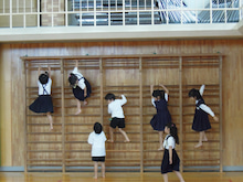 松江市雑賀公民館 STAFF BLOG-子ども広場2