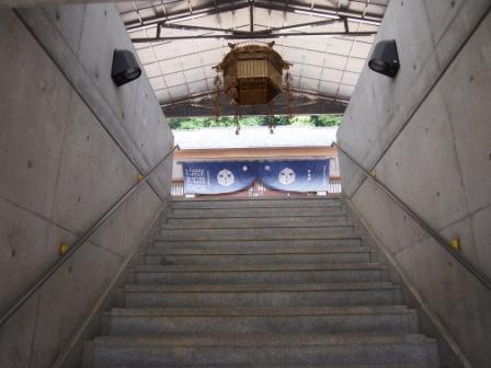 秋田犬カイの日常-神恵院