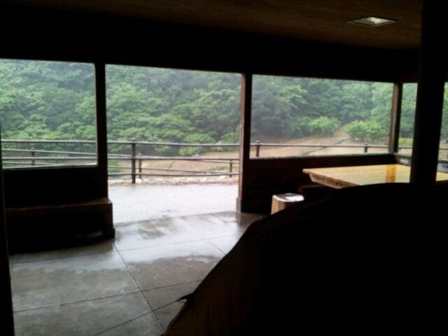 歩き人ふみの徒歩世界旅行 日本・台湾編-雨の日