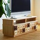 ビスコット リビングボード12北欧家具 TV台 TVボード テレビ台 テレビボード AVボード