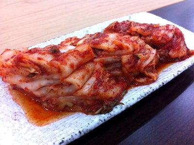 韓国料理研究家・ほんだともみのコリアンワールド-崔さんのキムチ