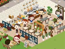 へたれちゃんの罰ゲームライフ-ピグカフェ