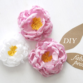 お花のモチーフの作り方