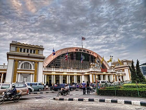 四六時中タイ旅行に行きたい!-フゥアランポーン駅