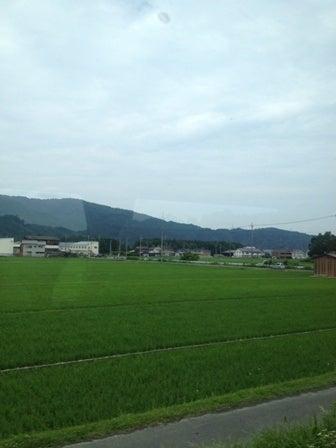 奈良盆地田園風景