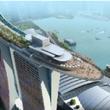 シンガポールの新婚旅…