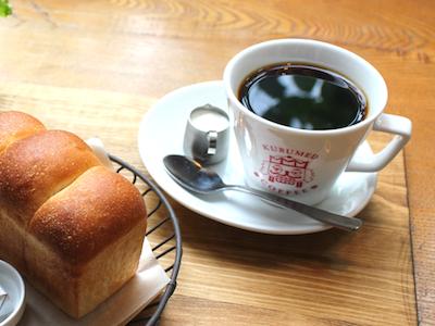 クルミドコーヒーのブログ-朝の珈琲