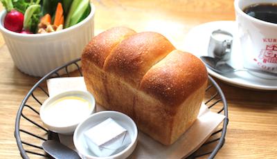 クルミドコーヒーのブログ-ちいさな山型食パン