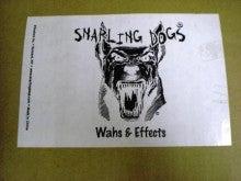 楽器レンタル,修理,販売,スタジオのオールインワン-Snarling DogsBOOTZILLA BASS WAH2