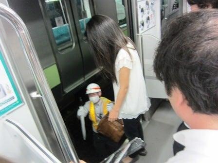 maskangの食いしん坊日記-電車