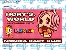$HORY'S. WORLD ★キャラクター人生★
