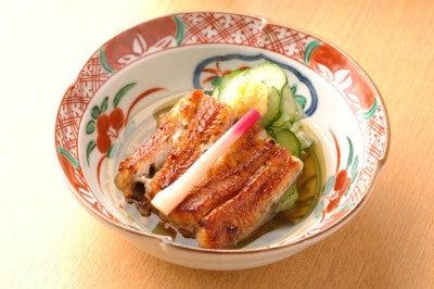 うざく(鰻の酢の物)