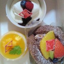 ケーキの力☆