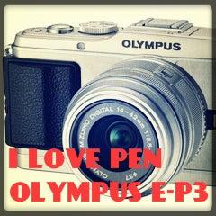 I LOVE PEN★OLYMPUS PEN E-P3
