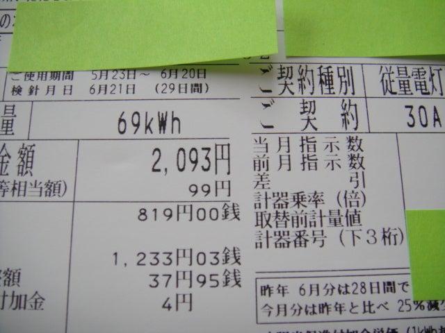 電気 代 一人暮らし 一人暮らしの電気代 - 一か月の平均電気料金