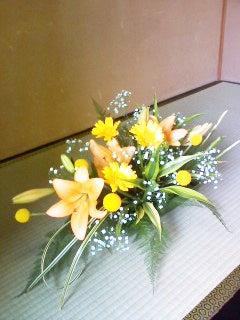 $埼玉県久喜市フラワーアレンジメント教室『ルレーブの会』