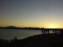 セドナ・メッセージ広報担当のブログ-レイクパウエルの夜明け
