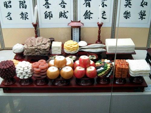 韓国料理研究家・ほんだともみのコリアンワールド-餅博物館