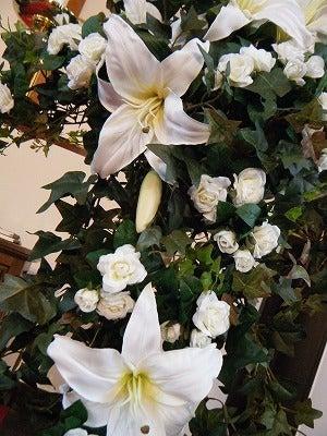 呼吸する様に花を仕入れ、取り合わせる。 花禅-1206232