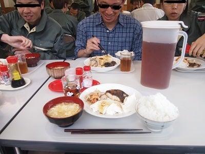 上松技術専門校 木工ブログ2012-昼ごはんと弁当屋のおじさん