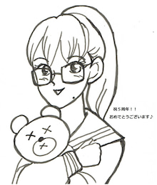 [4コマ漫画]さきがけ麗子先生[四コマ漫画]