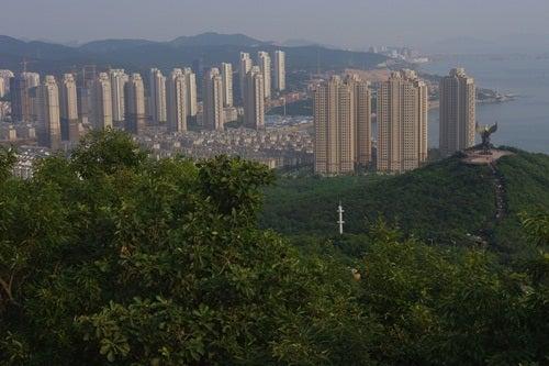 中国大連生活・観光旅行ニュース**-大連 童牛嶺