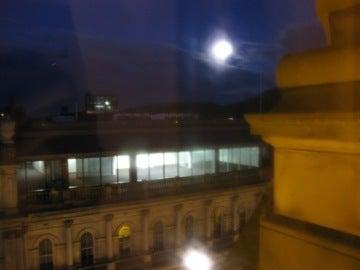 エジンバラの月夜