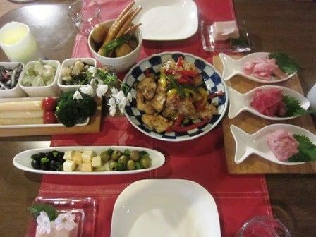 maskangの食いしん坊日記-和洋折衷