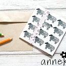 *anneko design/アネッコデザイン グリーティングカード