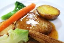 食べて飲んで観て読んだコト+レストラン・カザマ-仔牛のカツレツ