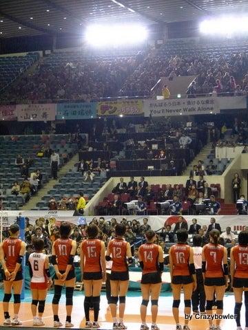 $生涯学習!by Crazybowler-ワールドカップ2011全日本女子