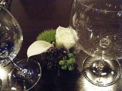 呼吸する様に花を仕入れ、取り合わせる。 花禅-1206272