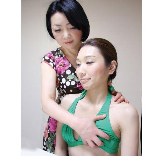 神藤多喜子先生のおっぱい体操ハンド