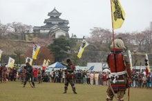 $福島県在住ライターが綴る あんなこと こんなこと-20120422小峰城さくらまつり