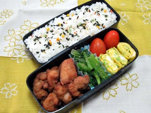 韓国料理研究家・ほんだともみのコリアンワールド-小松菜ナムル
