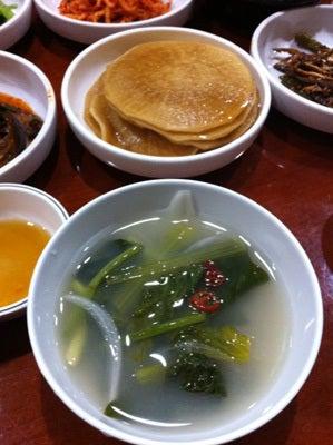 韓国料理研究家・ほんだともみのコリアンワールド-サムスンネ