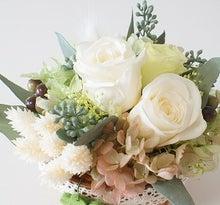 $青山一丁目のプリザーブドフラワーを楽しむお花教室
