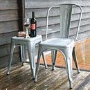 A-chair1脚とFoot stool1脚のset/Aチェアー1台とフットスツールS1台のset/カフェ/ガーデン/チェアー/フランス/TOLIX/DULTON/ダルトン